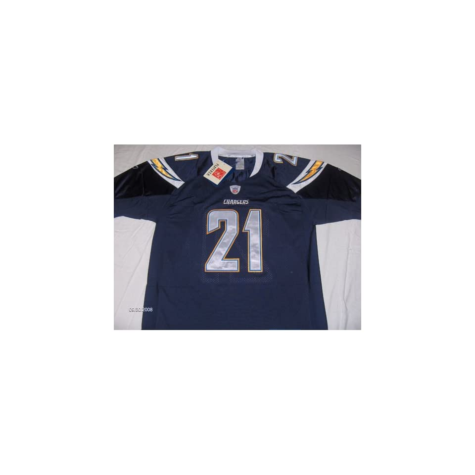NFL SAN DIEGO CHARGERS LADAINIAN TOMLINSON JERSEY  SIZE 48