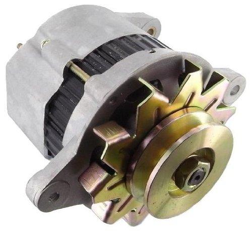 New Alternator Yanmar Marine Outdoor Power Equipment Diesel 128270-77200, 84135, Lr135-10, 20130177, 18-6284, 35 Amps 12V