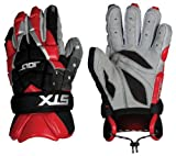 STX JLTG Jolt Goalie Lacrosse Gloves (Call 1-800-327-0074 to order)