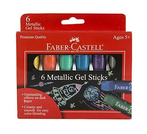 faber-castell-metallic-gel-sticks-6ct