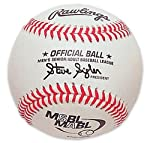 Rawlings RMSBL Official MSBL Baseball with Extra-Inning Technology (Sold in Dozens)