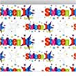 2 SHEETS OF 16 - SIXTEEN WRAPPING PAPER + 1 GIFT TAG