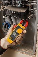 Fluke 323 True-RMS Clamp Meter from Fluke Corporation