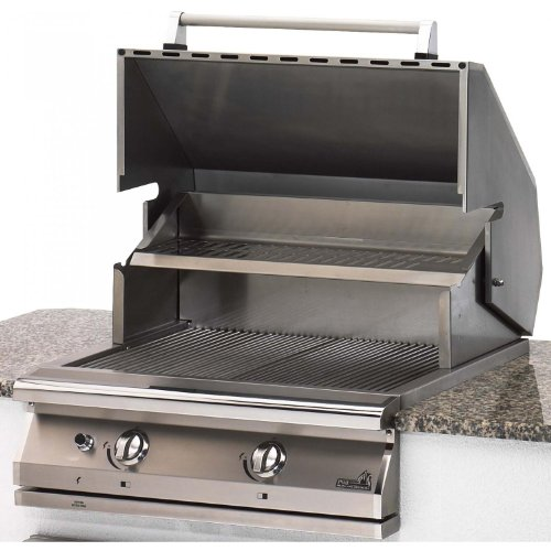 Pgs Legacy Newport 30 Inch Built-in Natural Gas Grill