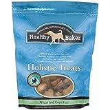 Healthy Baker Holistic Dog Treat, Peanut, 2-Pound