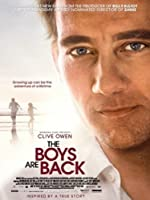 The Boys Are Back - Zur�ck ins Leben
