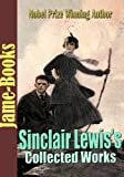 Image of Sinclair Lewis's Collected Works:Babbitt,Free Air,The Job,and More!(7 Works)