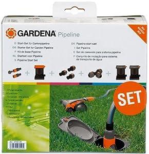 gardena 2702 garden pipeline underground. Black Bedroom Furniture Sets. Home Design Ideas