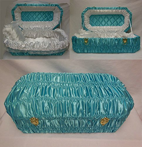 28 Inches-Elegant Eco-friendly Infant / Pet Casket