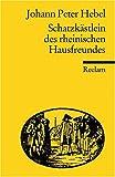 Image of Schatzkästlein des Rheinischen Hausfreundes