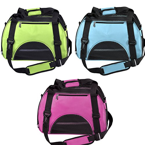 Yerwal-Portable-Pet-Carrier-Messenger-Bag-Airline-Approved-Travel-Crate-Tote-for-Pet-Dog-Cat