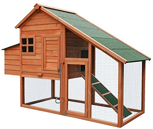 Merax-Chicken-Coop-Rabbit-Hutch-Wood-House-Pet-Cage-for-Small-Animals