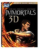 51vzNjpZ8oL. SL160  Immortals (3D/ Blu ray + Digital Copy)