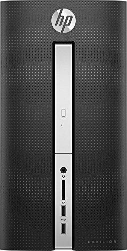 2017 Newest HP Pavilion Desktop Tower- Quad Core Intel i7-6700T Processor up to 3.6GHz, 12GB DDR4 Memory, 2TB 7200rpm HDD, DVD±RW, 802.11ac, Bluetooth, HDMI+VGA Dual Monitor Support, Windows 10