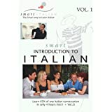 SmartItalian - Introduction to Italian, Vol.1by Christian Aubert