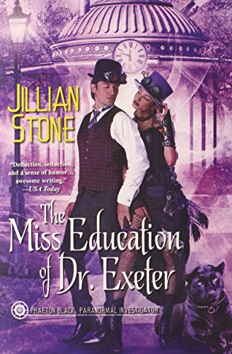 Image of The Miss Education of Dr. Exeter (Phaeton Black Romance)
