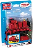Mega Bloks Thomas and Friends 10504 James 7pc Character Engine