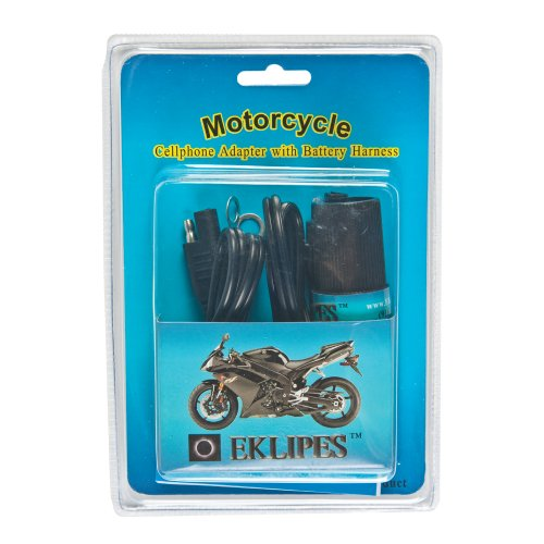 EKLIPES Motorcycle, ATV, Jet Ski & Snowmobile Cell Phone and GPS Adapter