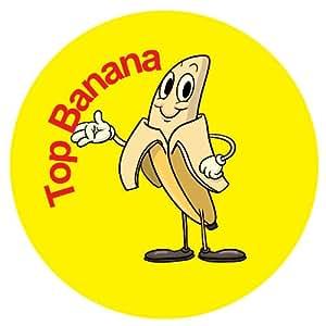 Top Banana School Teachers Reward Stickers Amazon Co Uk