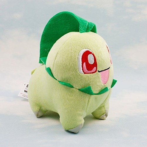 Pokem (Chikorita Costume)