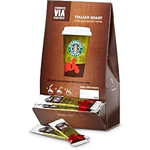Starbucks VIA® Ready Brew Italian Roast Coffee (50 count)