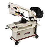 "Jet Horizontal Wet Band Saw - 7"" x 12"" 3/4 HP J-3410"