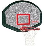 Huffy Sports 80348 48-Inch Eco-Composite Fan Shape Backboard Combo