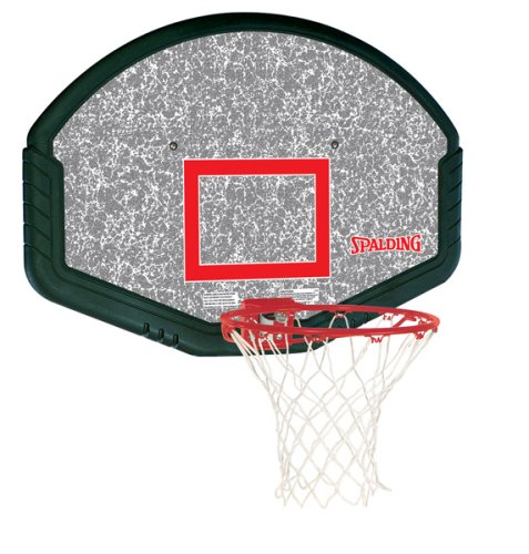 Spalding 48 inch Composite Backboard Combo
