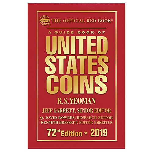2019 Official Red Book of United States Coins - Hardcover [R. S. Yeoman - Kenneth Bressett] (Tapa Dura)