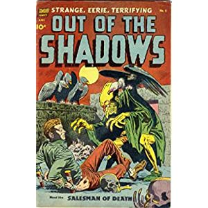 Out of the Shadows (English Edition)