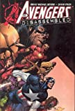 Brian Michael Bendis Avengers Disassembled HC (Oversized)