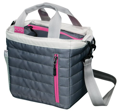 Igloo Duo 9 Can Capacity Stowe Mini City Bag (Graphite)