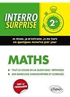 Interro Surprise Maths Seconde