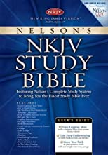 Nelson's Study Bible (New King James Version)