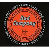 Bad Company Live In