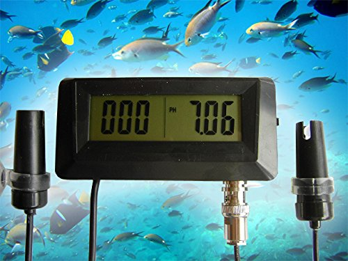 pH Messgerät Leitwert meter EC Leitwertmesser tester 2032 Aquarium pH Wert Neu