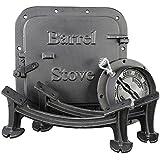 Vogelzang Barrel Stove Kit, Model# BK100E