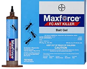 Maxforce Ant Bait Gel- (4 Tubes),ant Poison,ant Pest Control Products, Kill Ant
