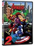 The Avengers: Earth's Mightiest Heroes (Season 2, Volume 2) DVD