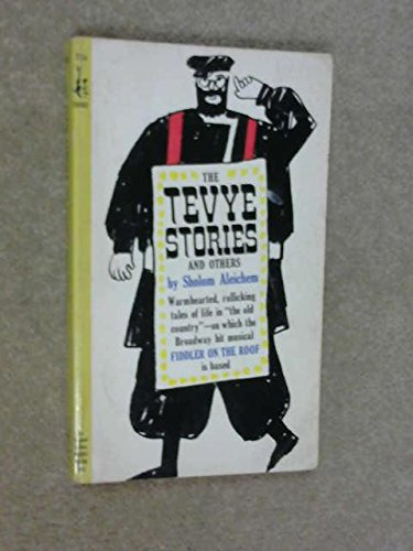 The Tevye Stories and Others, Aleichem, Sholom ; Butwin, Frances ; Butwin, Julius