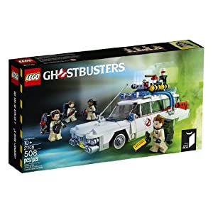 Lego 21108 Ghostbusters ECTO-1