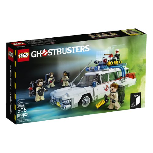 LEGO Ghostbusters Ecto-1 21108 (Lego Simpsons House compare prices)