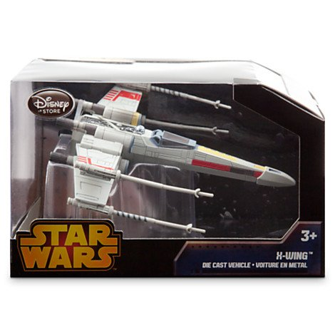 Disney Star Wars X-Wing Diecast Vehicle