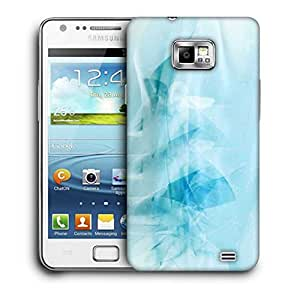 Snoogg Abstract Art Work Printed Protective Phone Back Case Cover For Samsung Galaxy S2 / S II