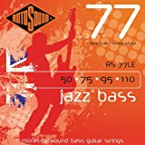 Rotosound RS77LE Monel Flatwound Bass Guitar Strings (50 75 95 110)