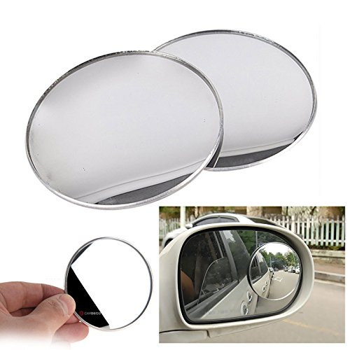 3inch 2pcs Cardeco Puzzle Plus Alpha Circle Mirror