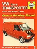 John S. Mead VW Transporter Diesel (T4) Service and Repair Manual: 1990 - 2003 (Haynes Service and Repair Manuals)