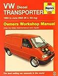VW Transporter Diesel (T4) Service an...