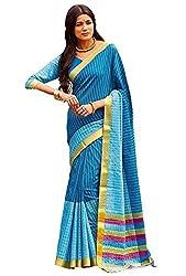 Lemoda Cotton Printed Handwooven Saree For Women MMUKE22511769580-70000037