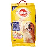 Pedigree Adult Dog Food Chicken & Vegetables, 6 Kg Pack